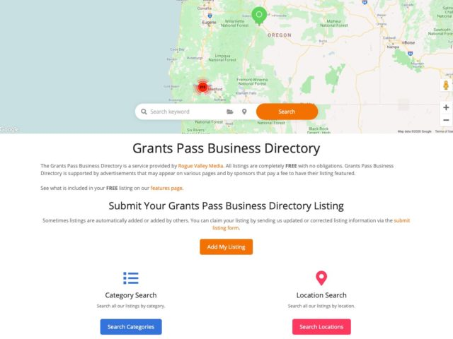 Grants Pass Business Directory