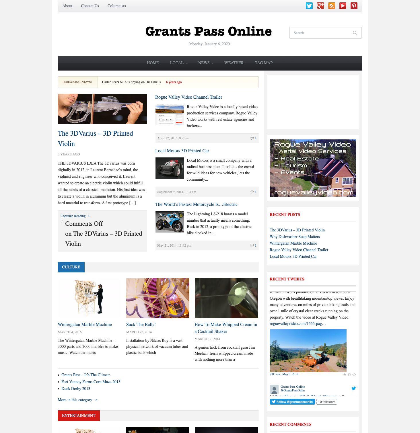 Grants Pass Online