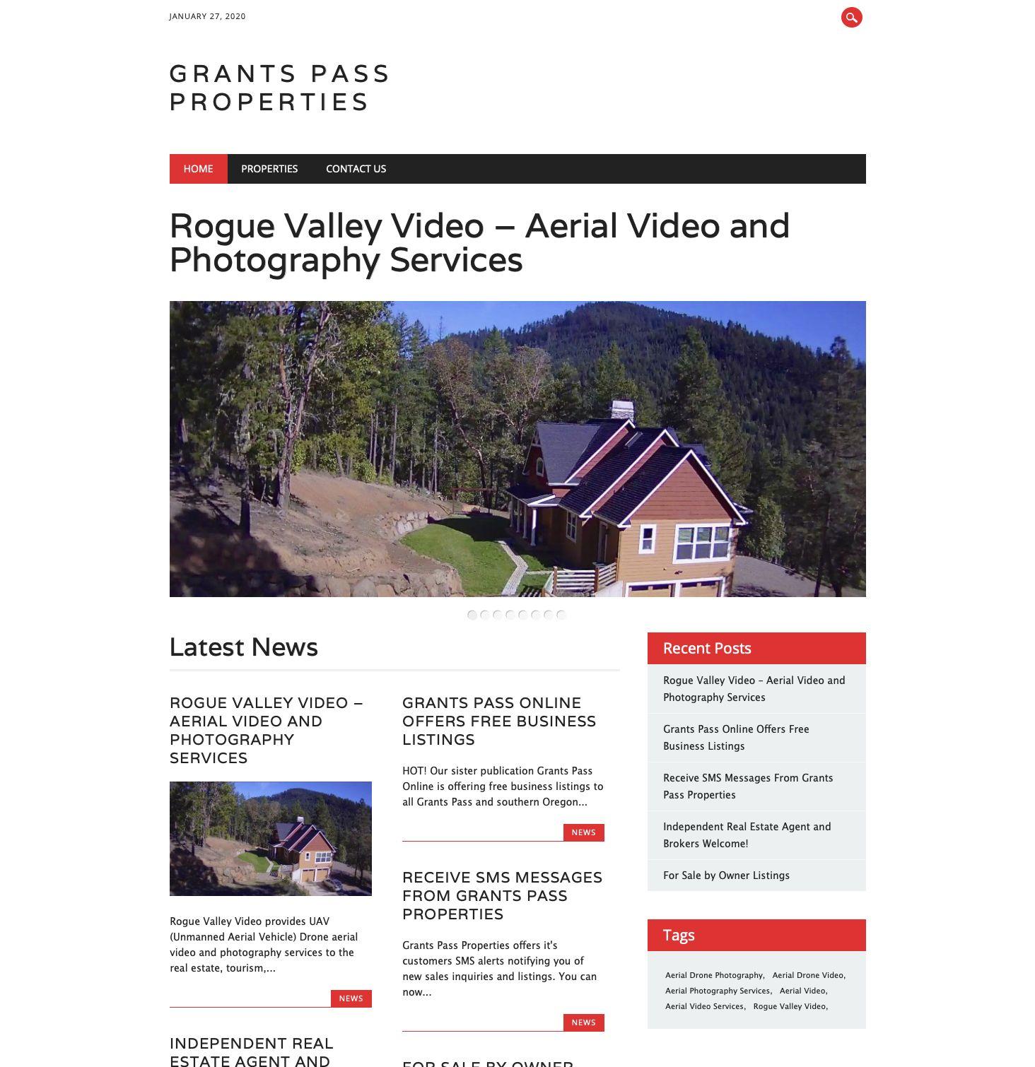 Grants Pass Properties
