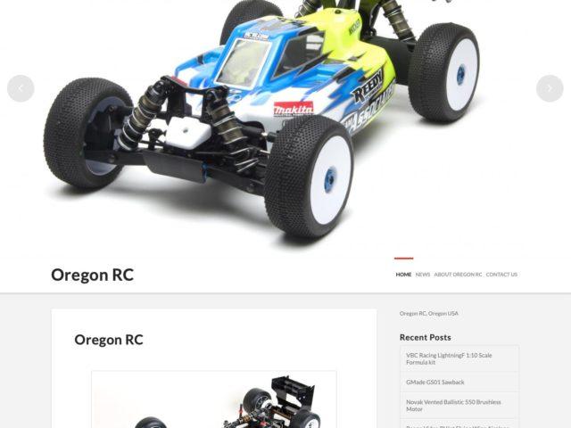 Oregon RC
