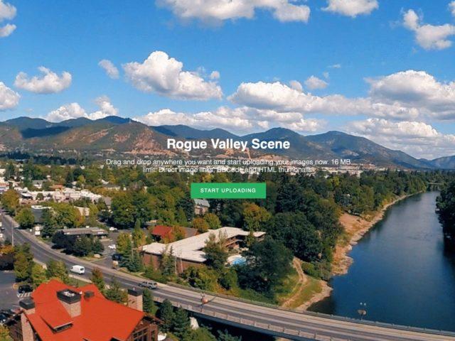 Rogue Valley Scene