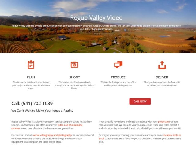 Rogue Valley Video